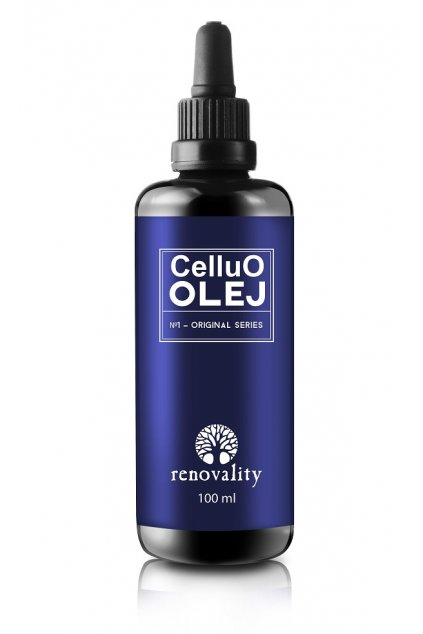 CelluO Olej 100 ml s pipetkou